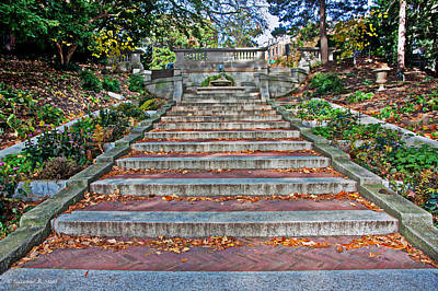 Kalorama Spanish Steps Poster