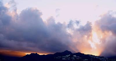Kamehameha Sunrise Poster