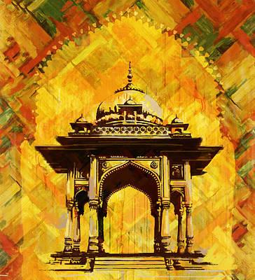 Kamran's Baradari Poster by Catf
