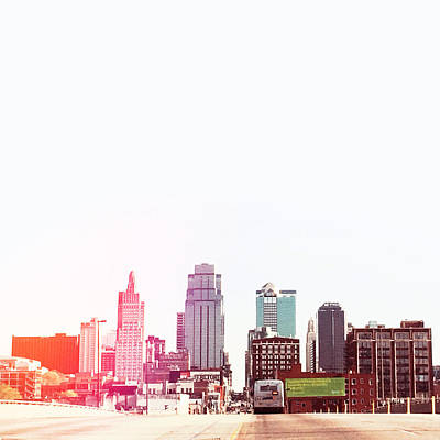 Kansas City #2 Poster by Stacia Blase