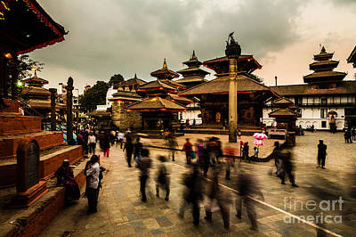 Kathmandu Dream Poster