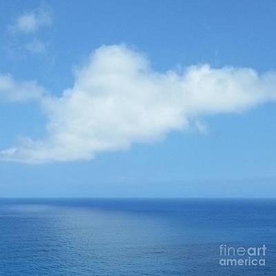 Poster featuring the photograph Kauai Blue by Joseph J Stevens