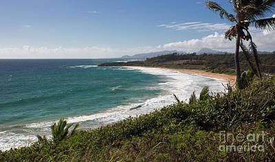 Kauai Surf Poster
