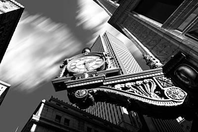Kaufmann's Clock Poster