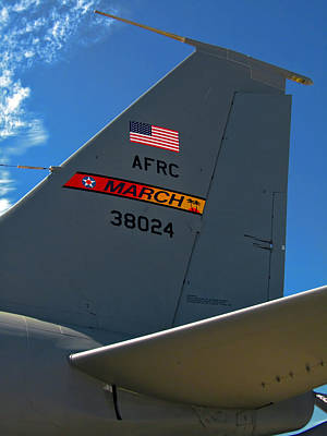 Kc-135r Poster by Dale Jackson