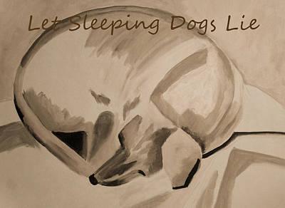Keebler Poster by Barbara Moak