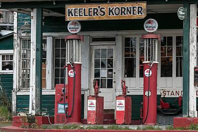 Keeler's Korner IIi Poster