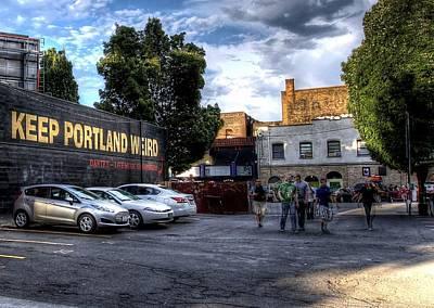 Keep Portland Weird Poster