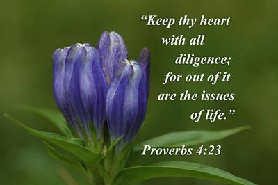 Keep Thy Heart Poster