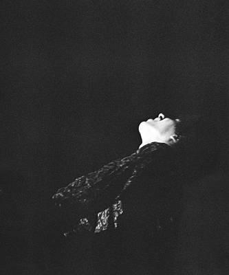 Keith Jarrett Poster by Anthony Reynolds