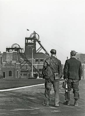 Kellingly Colliery Poster