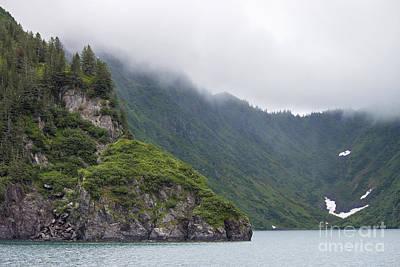 Kenai Fjords Alaska Poster