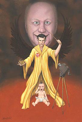 Kenneth Anger Poster