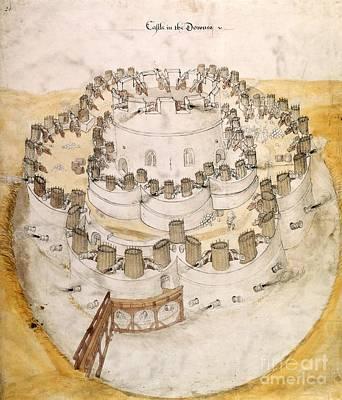 Kent Artillery Fort, 16th Century Poster