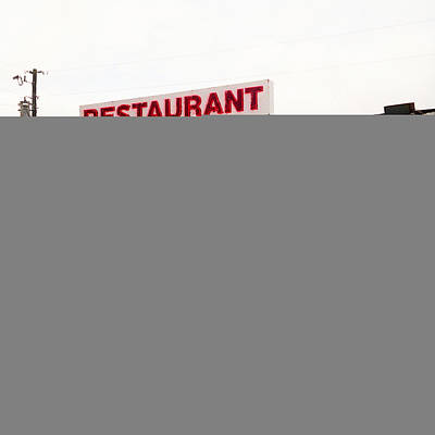 Kentucky Restaurant Poster by Chris Fender