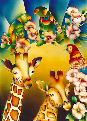 Kenya Kingdom Poster