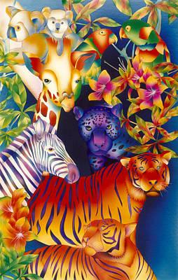 Kenya Secrets Poster by Julianne  Ososke