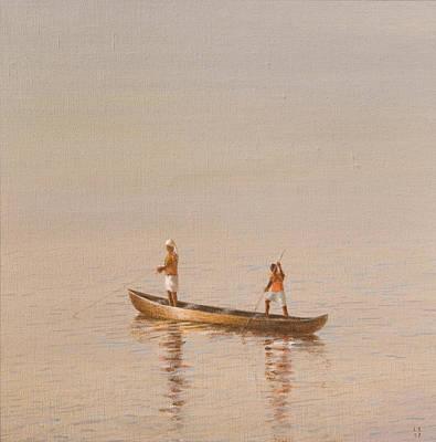 Kerala Fishermen Poster