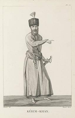 Kerim-khan Poster by British Library