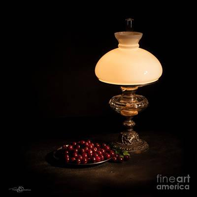 Kerosene Lamp Poster by Torbjorn Swenelius