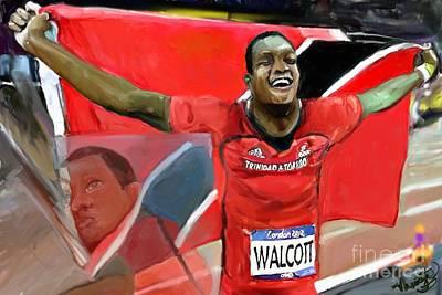 Keshorn Walcott Poster