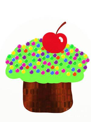 Keylime Cupcake Poster