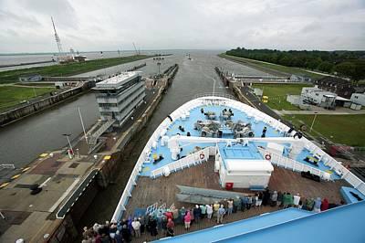 Kiel Canal Poster