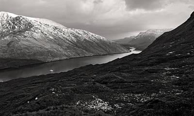 Killary Fjord Ireland Poster