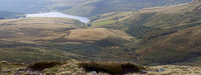Kinder Scout Panorama Poster