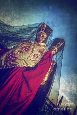 King And Queen Of Venice Poster by Danilo Piccioni