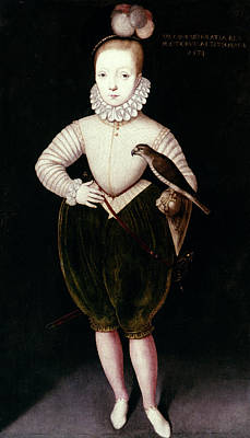 King James I Of England Poster by Granger