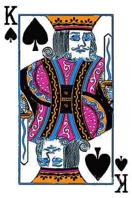 King Of Spades - V3 Poster