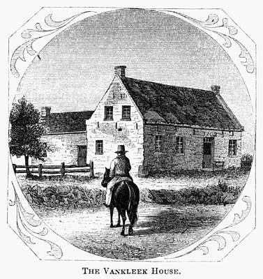 Kingston Legislature, 1778 Poster by Granger
