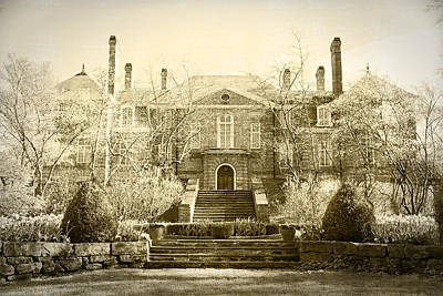Kingwood Mansion Poster by Mary Timman
