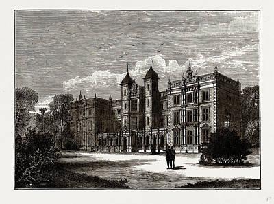 Kneller Hall, Uk Poster