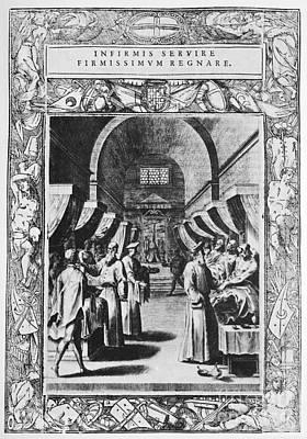 Knights Hospitaller, 16th Century Poster