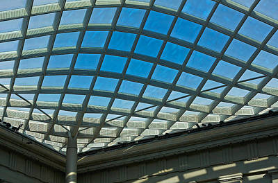 Kogod Courtyard Ceiling #3 Poster