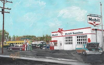 Koki's Garage Poster