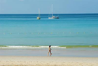 Kota Beach, Phuket, Thailand, Southeast Poster by Nico Tondini