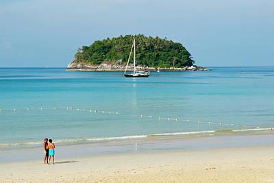 Kota Beach, Poo Island, Phuket Poster by Nico Tondini