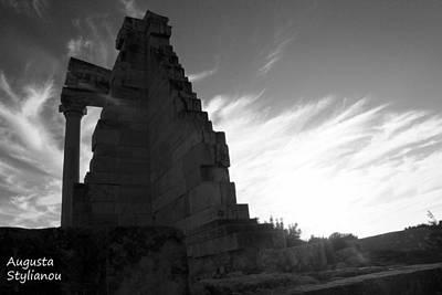 kourion-Apollo Sactuary Poster