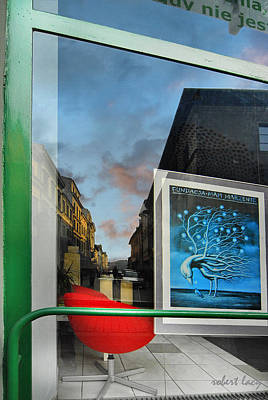 Krakow Reflections Poster by Robert Lacy