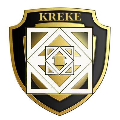 Kreke Family Crest Poster