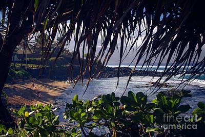 Kuau Paia Maui North Shore Hawaii Poster