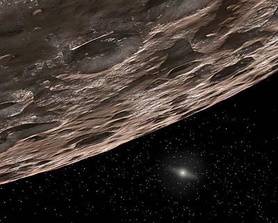 Kuiper Belt Object Poster