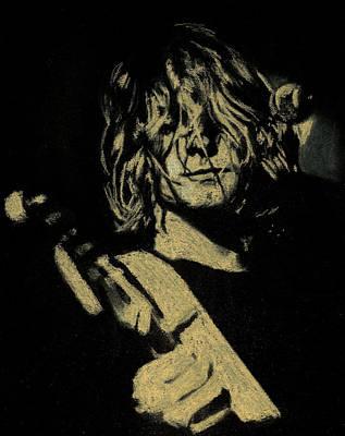 Kurt Cobain Poster by Teresa Beveridge