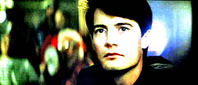 Kyle Maclachlan Poster