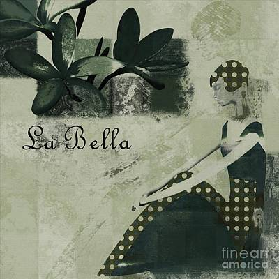 La Bella - Vieillot - 064067152-01 Poster by Variance Collections