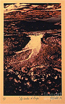 La Corde A Linge Poster