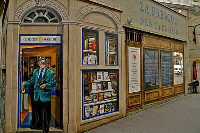 La Fresque Des Lyonnais  Poster by Kirsten Giving